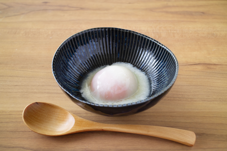ゆで 温泉 時間 卵