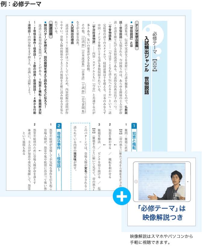 教材_高2実戦_国語