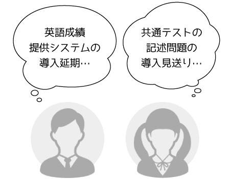 英語成績提供システムの導入延期…共通テストの記述問題導入見送り…