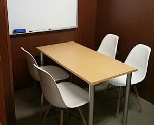 Z会東大個別指導教室プレアデス 学習相談ブース