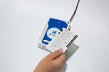 ICカードによる安心・安全の入退館管理システム