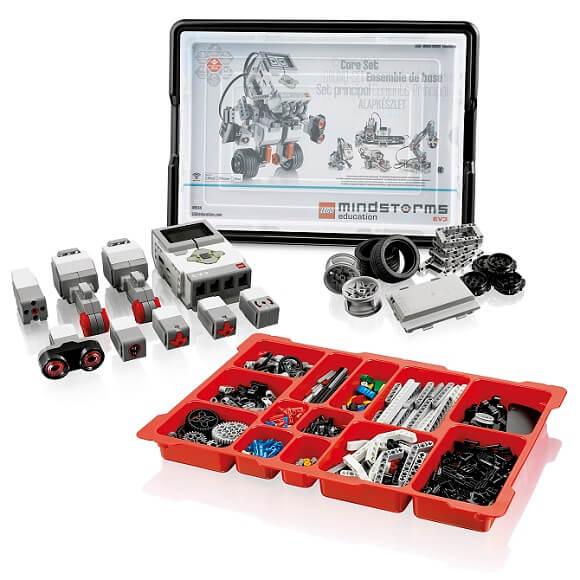 「ロボティクスコースB」で用いる「教育版レゴ® マインドストーム® EV3 基本セット」