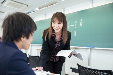 一人ひとりに目を届かせ、コミュニケーションを重視した授業