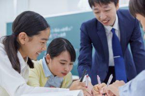 新入試に対応した思考力・表現力を養う授業