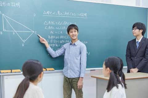 集団授業コース― メテウス―|Z会進学教室 ラボラトリ三島 中学生