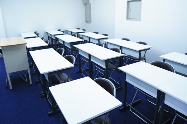 調布教室 新規開校 教室内