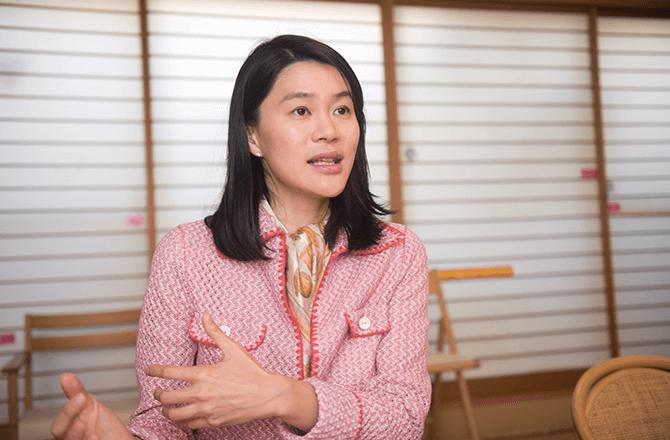 NPO法人CANVAS 代表理事 石戸奈々子さん