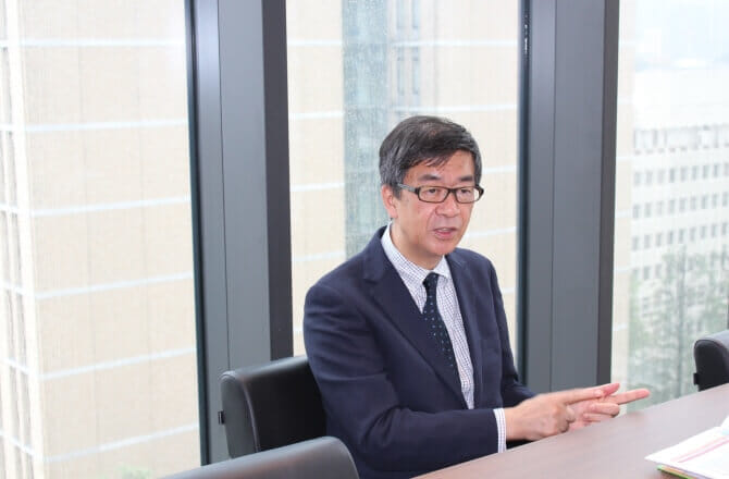 早稲田大学副総長から高校生へのメッセージ